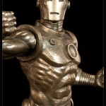 Iron Man Bronze Statue 2