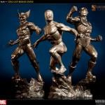 Marvel Bronze Statues