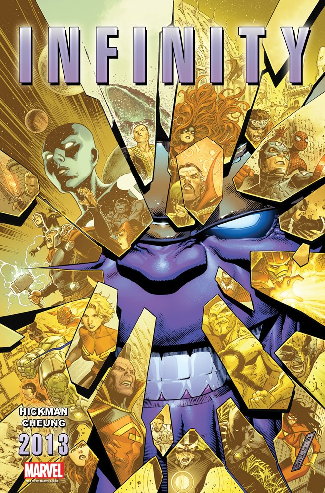 Marvel to Release Infinity for Free Comic Book Day 2013