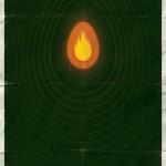 Marvel Minimalist Poster - Phoenix