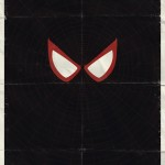 Marvel Minimalist Poster - Ultimate Spider-Man Miles Morales