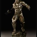 Wolverine Bronze Statue 1