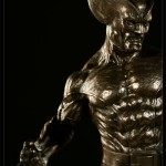 Wolverine Bronze Statue 5