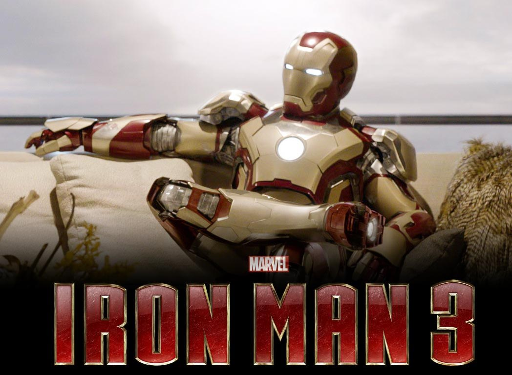 New 'Iron Man 3' Trailer
