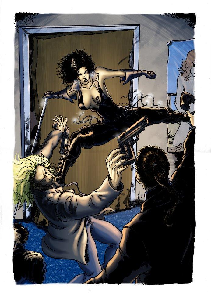 Indie Comics Spotlight: 'Velica' by Ken Johnson