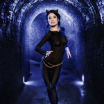 Catwoman Bodypaint Cosplay 2