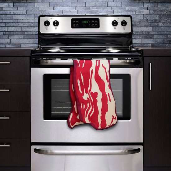 Sizzling Bacon Towel