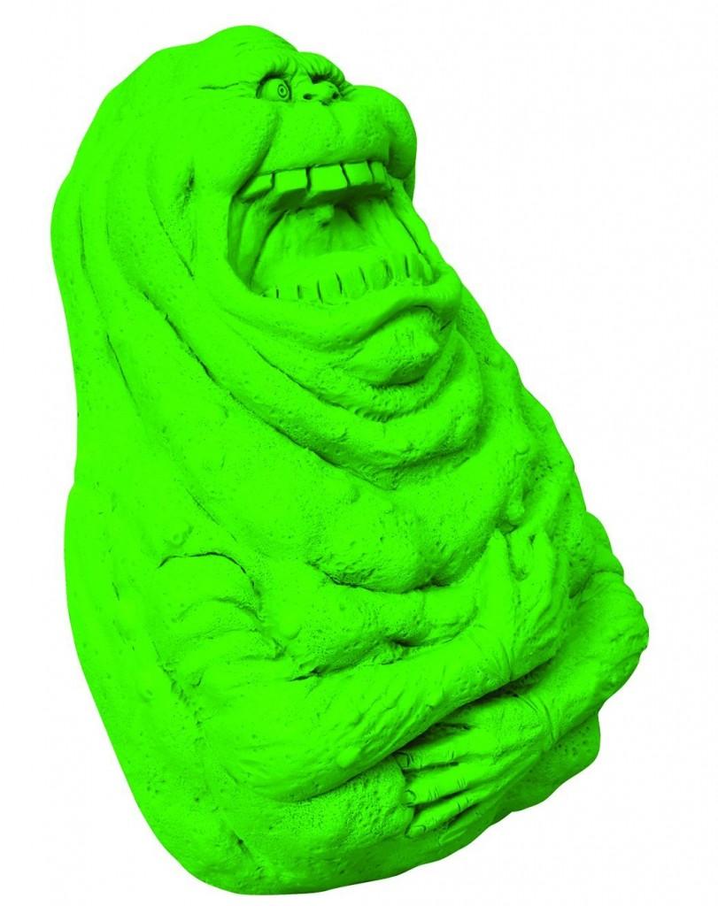 Slimer Jell-O Mold