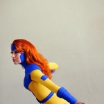 Jean Grey Cosplay