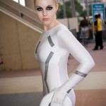 Siren from Tron Cosplay