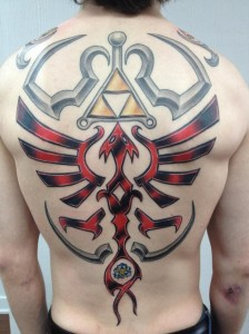 Zelda Tattoo