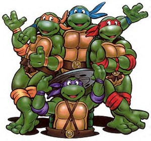 TMNT Fans Prayers Have Been Answered: Turtles Stay Mutants
