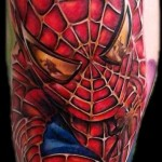 Spider-Man Tattoo