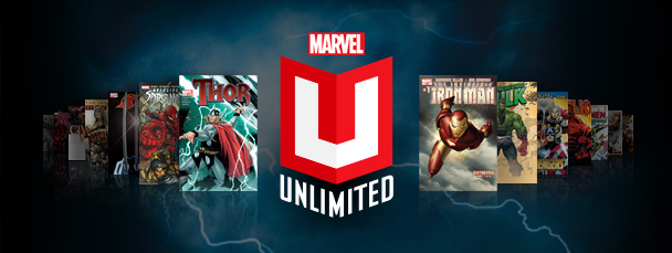 'Marvel Unlimited' App Released for Android