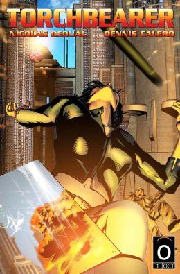 Indie Comic Spotlight: Torchbearer #1
